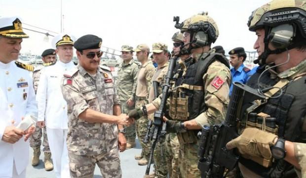 Bakanlık duyurdu: Türk-Katar askeri...