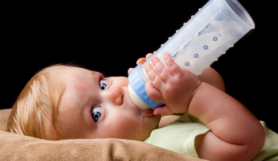 Bebekler için doyurucu gece maması tarifi! Gece tok tutan mama yapımı