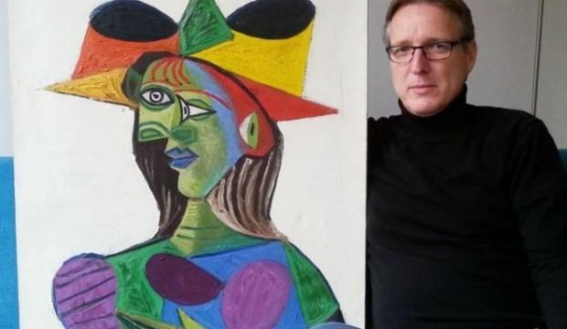 Çalınan Picasso tablosu bulundu: Değeri 25 milyon euro!