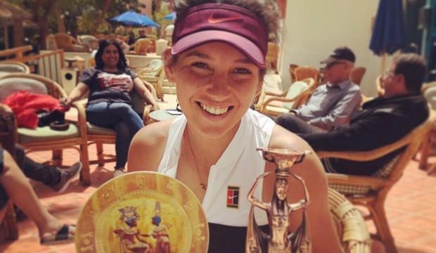 İpek Soylu'dan çifte şampiyonluk