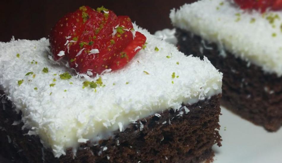 Kakaolu gelin pastası nasıl yapılır? Pratik gelin pastası tarifi