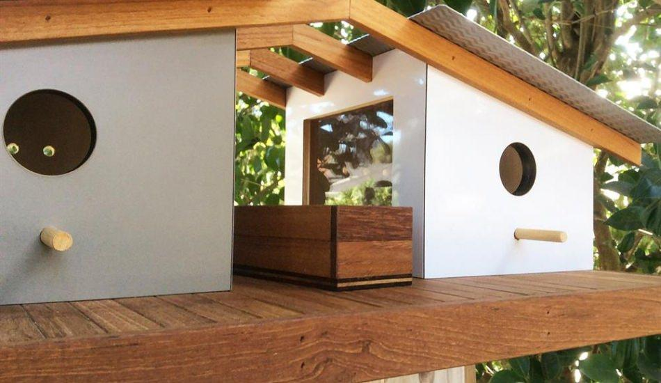 Kuşlarınız için hazırlayabileceğiniz etkileyici kuş evleri