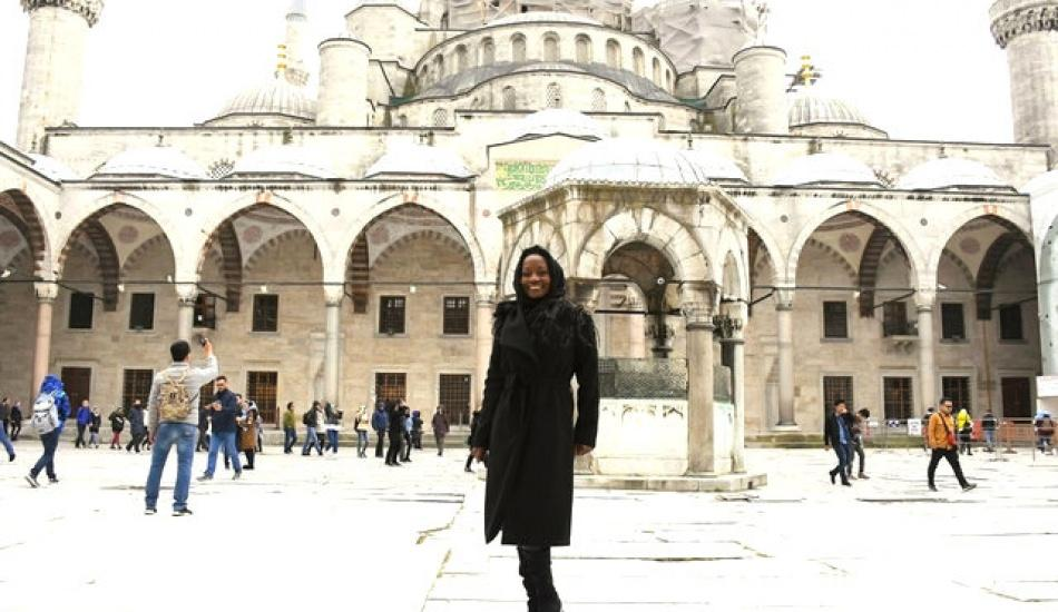Müslüman olan Della Miles'ten açıklama: Allah beni...