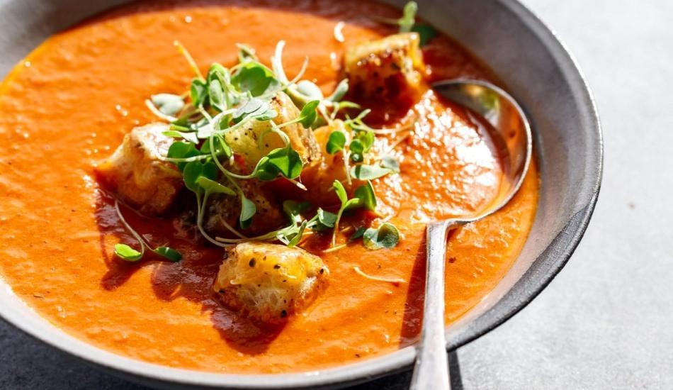 Salçadan domates çorbası tarifi
