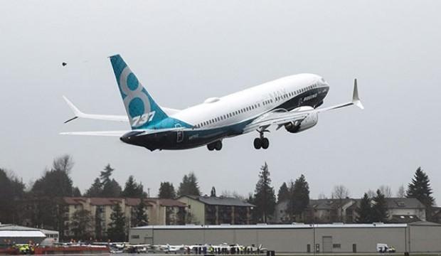 Boeing'TEN 737 MAX kararı!