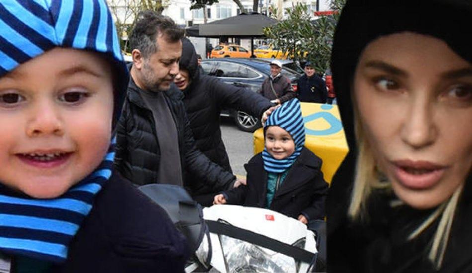 Gülşen'in oğlu Azur kurye oldu!