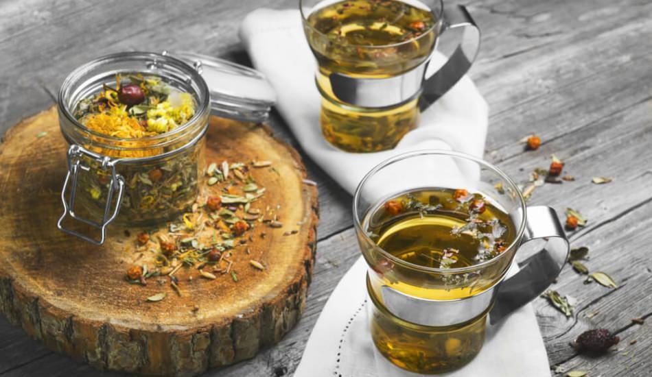 Kilo verdiren bitki çayları ve faydaları! Bitki çayı içerek zayıflama yöntemleri