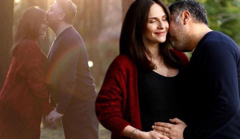 Sinem Uslu'dan eşi Mustafa Uslu'ya romantik mesaj!