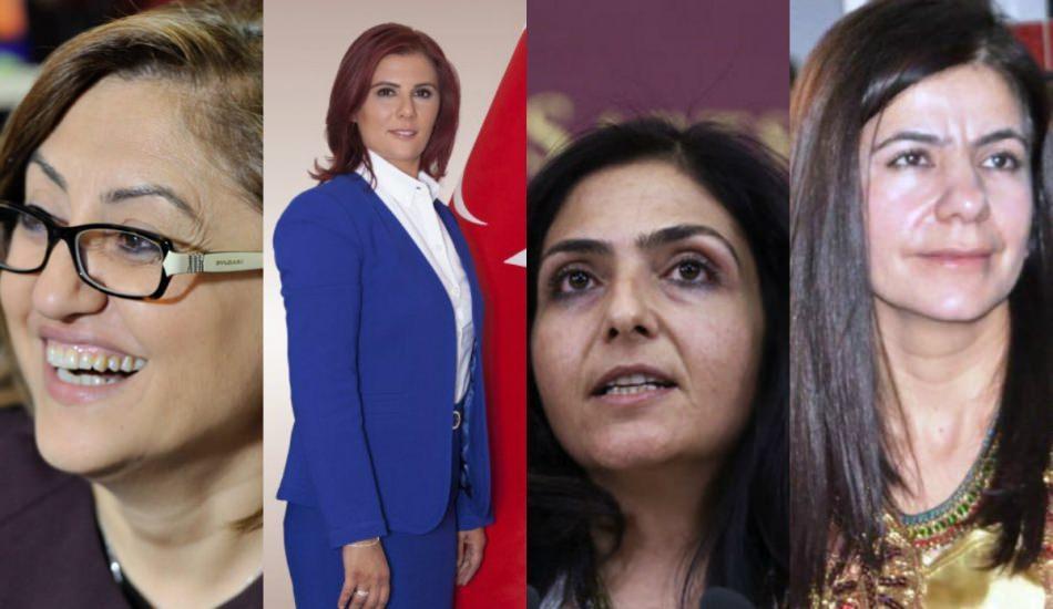 Türkiye genelinde 4 ilde kadın adayı belediye başkanı oldu
