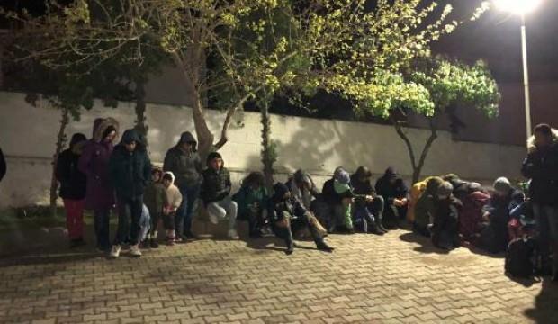 143 kaçak yakalandı, 5 organizatör tutuklandı