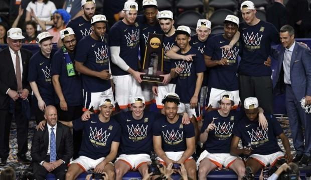 NCAA'de şampiyon Virginia Cavaliers