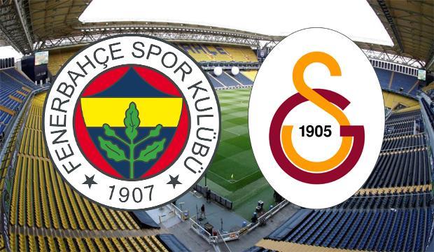 Fenerbahçe Galatasaray maçı ne zaman, saat kaçta ve hangi kanalda? GS-FB derbisi..