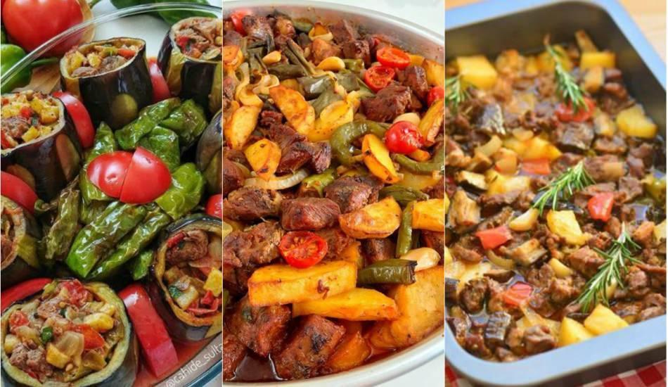 En hafif ve sağlıklı yemek tarifleri! Yaz ayları için hafif yemek tarifleri