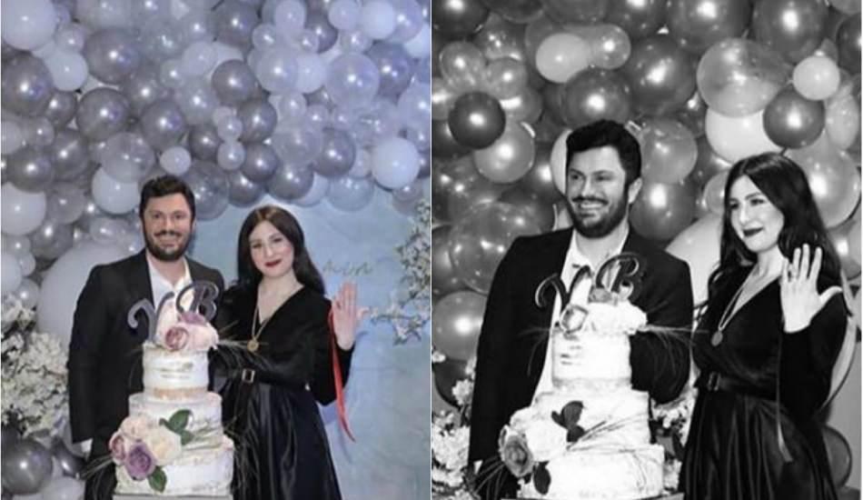 Komedyen Yasemin Sakallıoğlu nişanlandı!