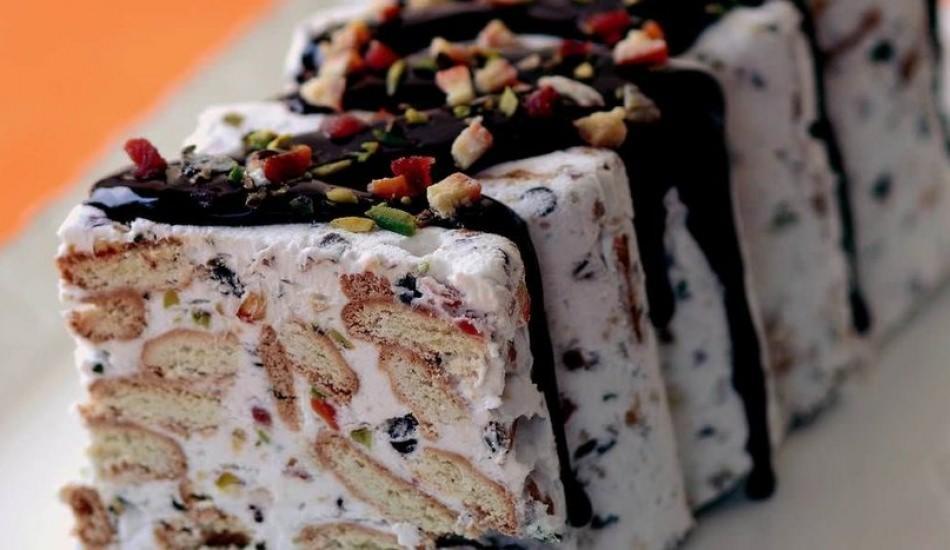 Pratik buzluk pastası tarifi! Soğuk pasta nasıl yapılır?
