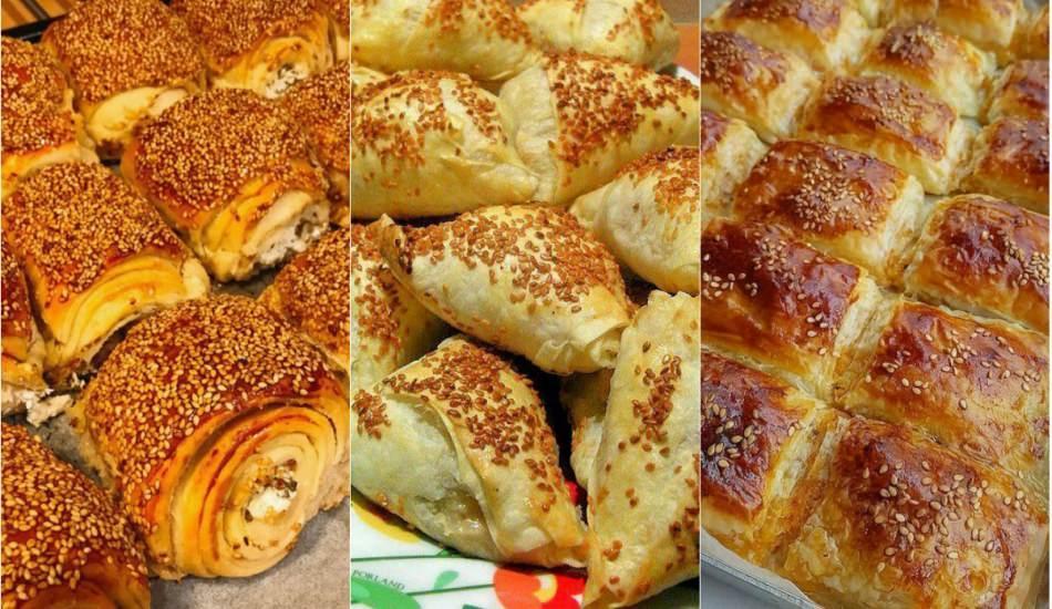 Sahurda börek pişirilir mi? Sahurda pişirmelik en kolay  börek tarifleri