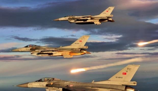 Irak'ın kuzeyinde teröristlere büyük darbe!