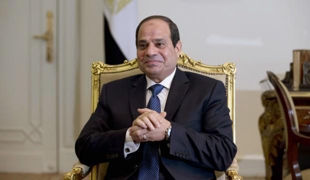 Sisi, Sudan Genelkurmay Başkanı ile görüştü