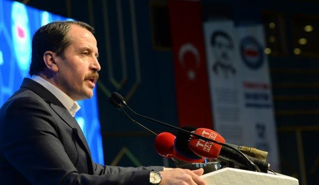 Ali Yalçın: 'Gelir Dağılımında Adalet' ısrarımızı yineleyeceğiz