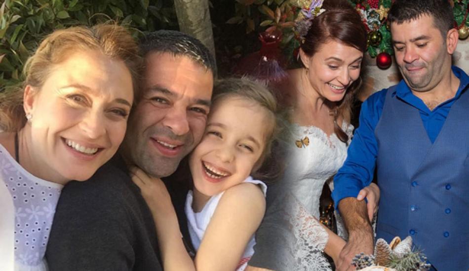 Bülent Şakrak, eşi Ceyda Düvencinin doğum gününü kutladı!