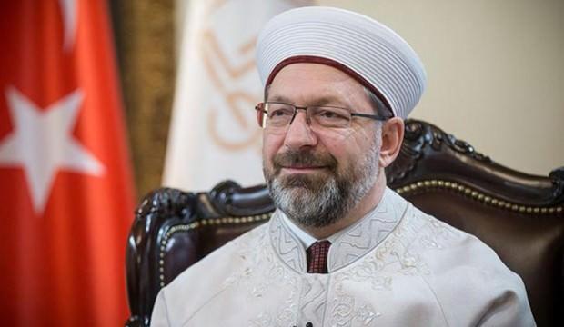 Diyanet İşleri Başkanı Erbaş'tan Berat Kandili mesajı