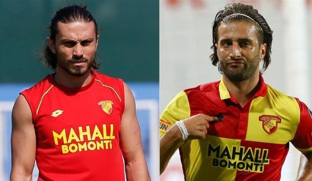 Göztepeli iki futbolcu hakkında suç duyurusu