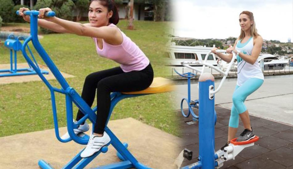 Spor aletleri ne işe yarar? Zayıflamak için en etkili egzersiz hareketleri!