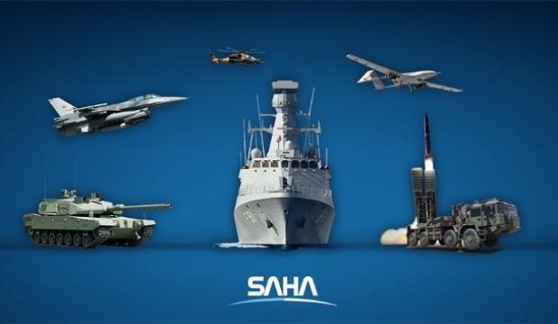 SAHA İstanbul savunmanın çekim merkezi oldu