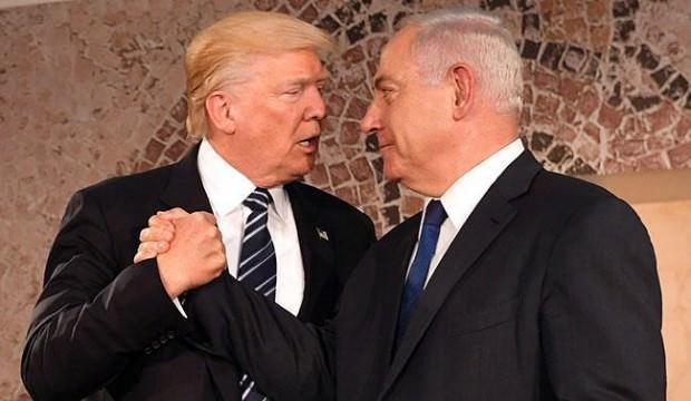 Trump'tan Netanyahu'ya flaş uyarı