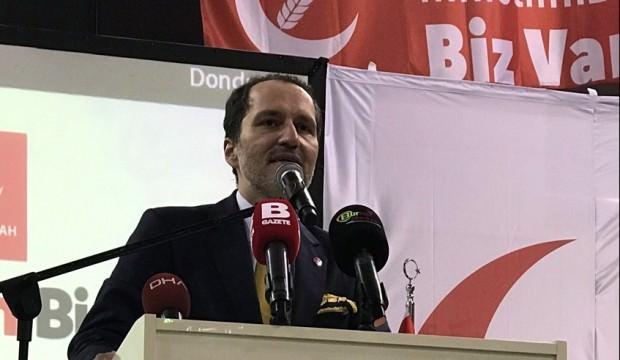 Yeniden Refah Partisi genel merkez binasına taşınıyor