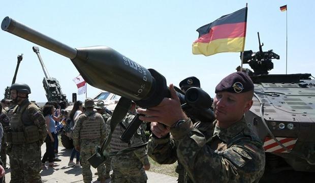 Almanya'nın silah ihracatı ilk çeyrekte düştü