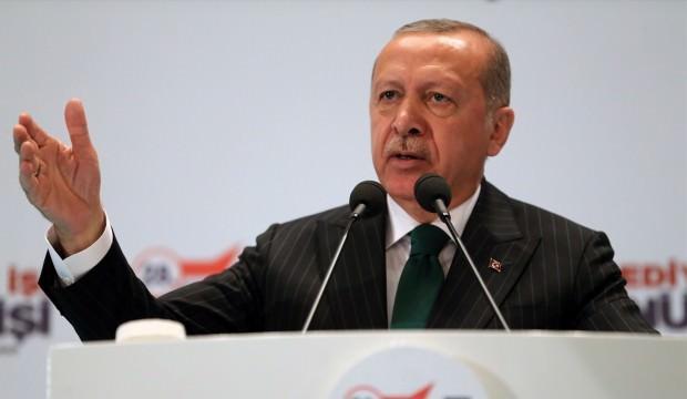 Başkan Erdoğan'dan son dakika 'İstanbul' açıklaması