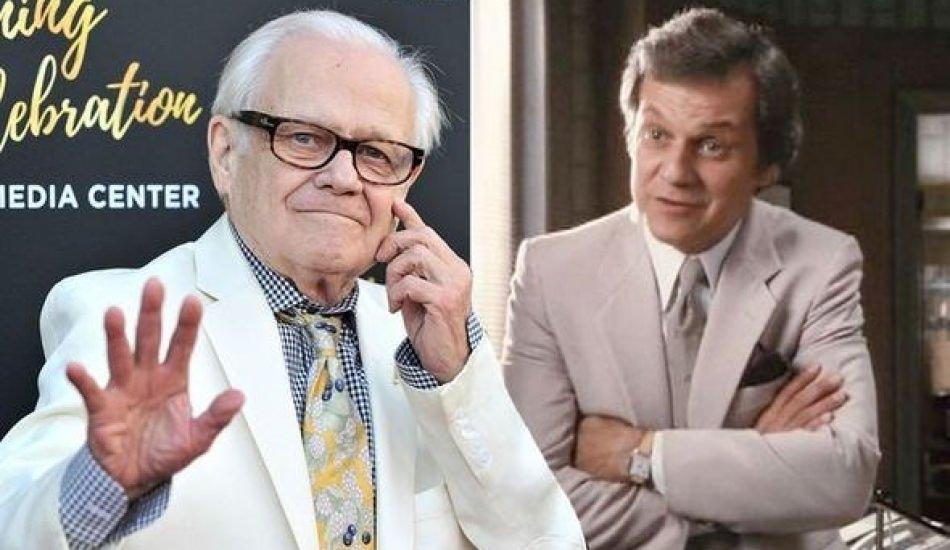 Dallas'ın Cliff Barnes'i Ken Kercheval'den hayranlarını üzen haber!