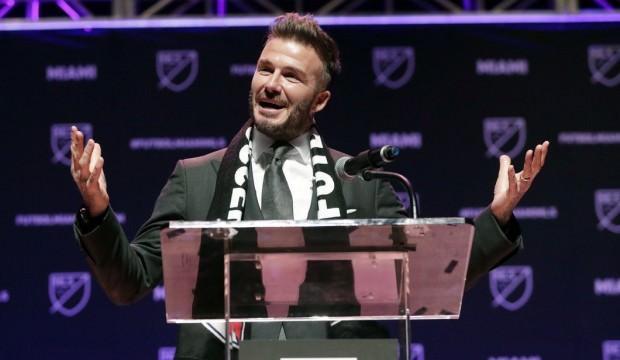 David Beckham'a marka tescil şoku!