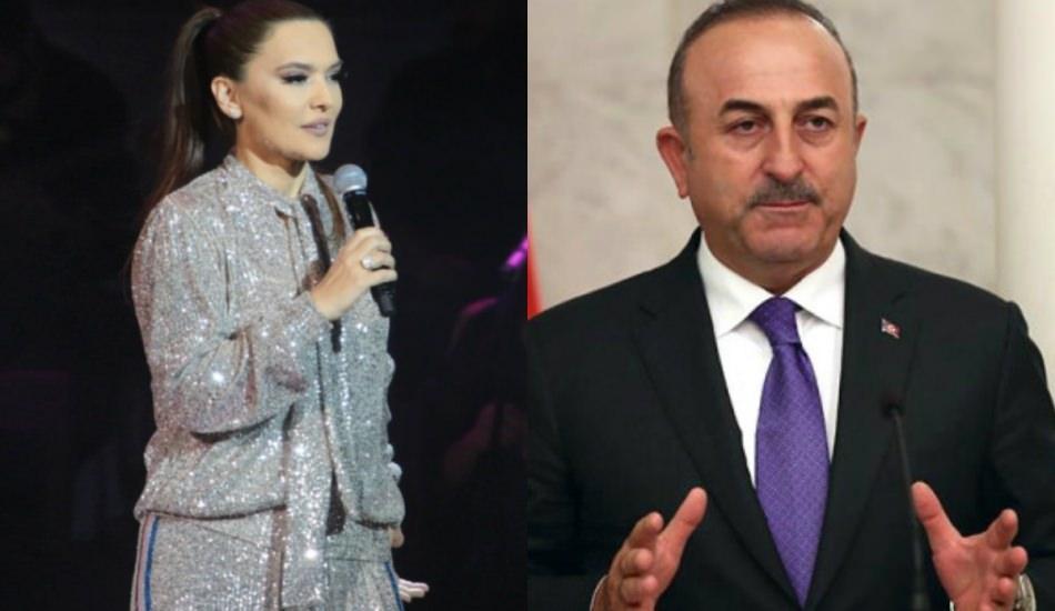 Demet Akalın'dan Dışişleri Bakanı Mevlüt Çavuşoğlu'na övgü dolu sözler