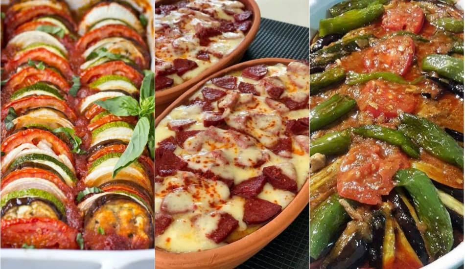 En kolay  ve değişik iftar yemekleri! İftar için en kolay yemek tarifleri