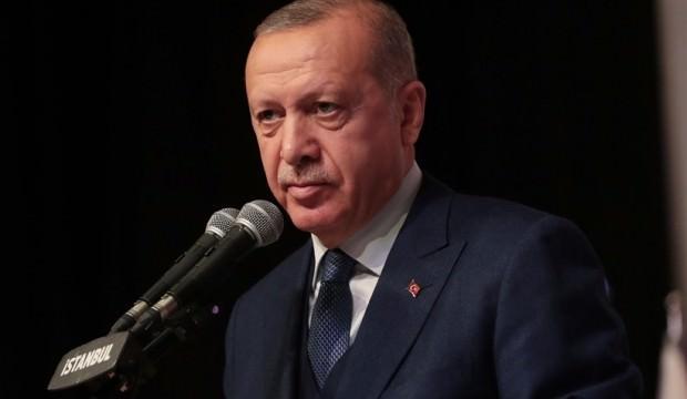 Erdoğan: Dünyanın her yerinde bana o Türk dizisini soruyorlar