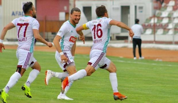 Hatayspor Gençlerbirliği'nin Süper Lig sevincini erteledi