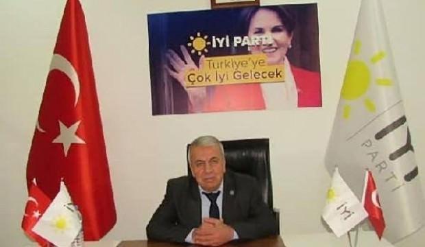 İYİ Parti İlçe Başkanı kalp krizinden öldü
