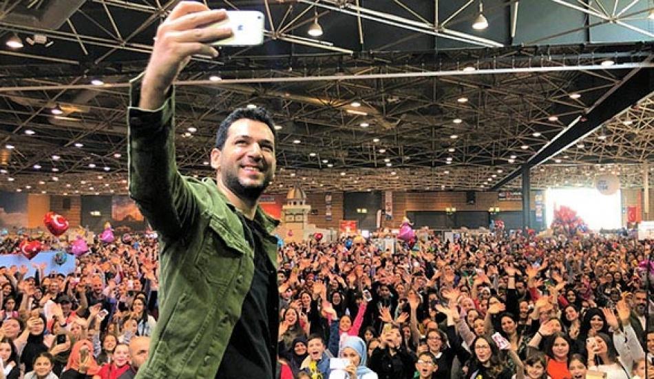 Oyuncu Murat Yıldırım'a Fransa'da büyük ilgi