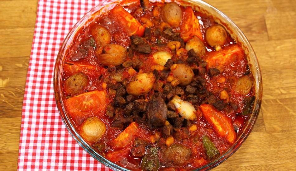 Evde Ramazan kebabı nasıl yapılır? Enfes Ramazan kebabı tarifi