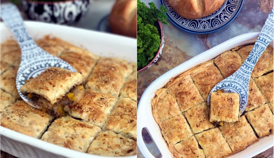En kolay börek tarifi! Sahur için en pratik peynirli börek nasıl yapılır?