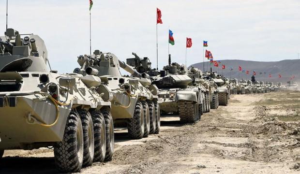 Türkiye ve Azerbaycan gövde gösterisi yapacak