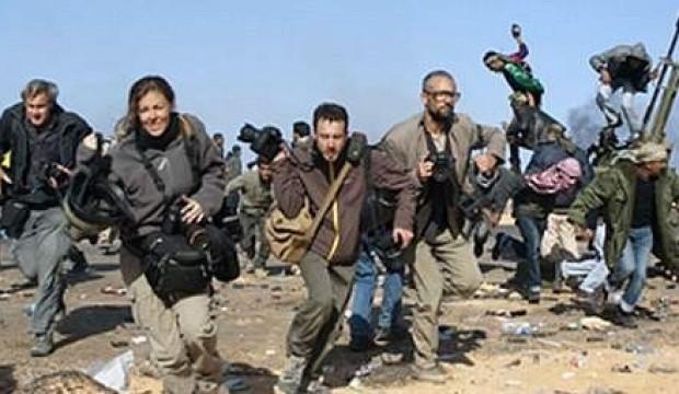 Trablus'ta görevliydiler! 2 gazeteciden haber alınamıyor