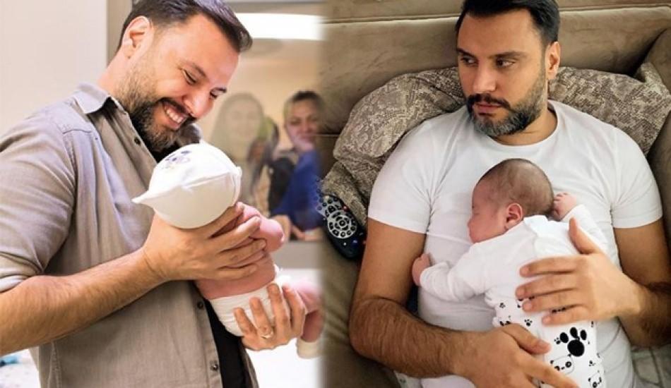 Alişan'dan oğlu Burak ile hafta sonu pozu!