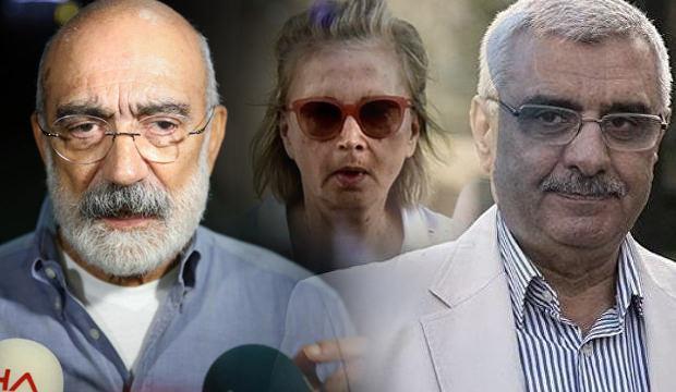 AYM'den Ahmet Altan ve Ali Bulaç kararı! Nazlı Ilıcak için ise...