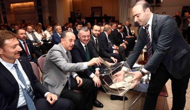 Lokman Çağırıcı yeniden MBB Encümen üyeliğine seçildi