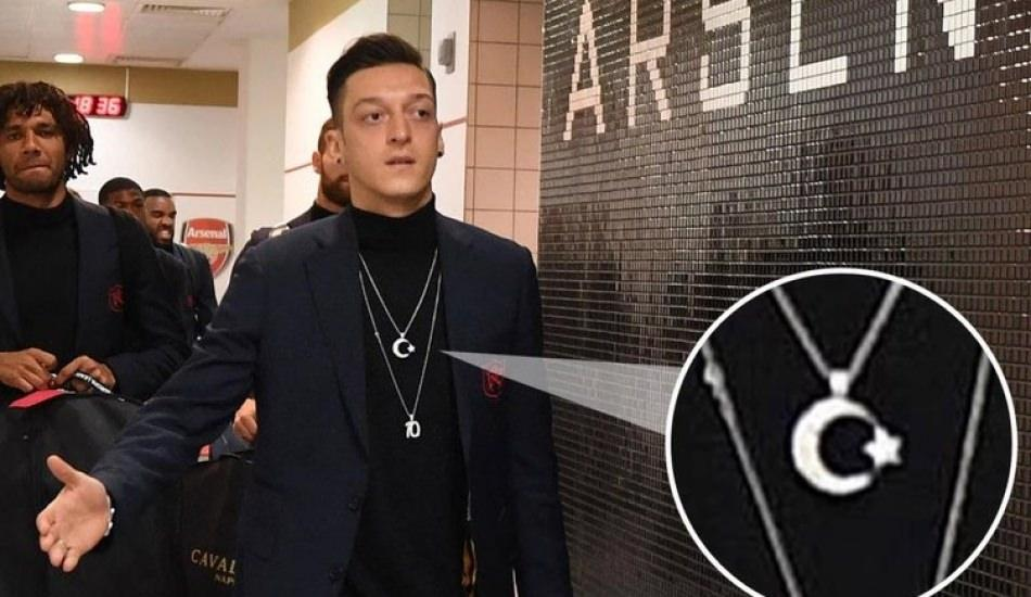Mesut Özil: Türk olmaktan gurur duyuyorum