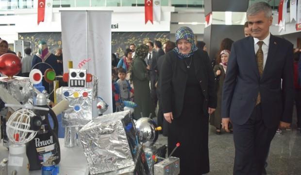 'Atıktan Robota' ile 'Sıfır Atık Projesi'ne tam destek