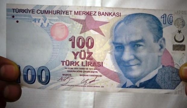 Bu banknotu gören şaşırdı!